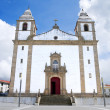Main church of Castelo de Vide — Stock Photo