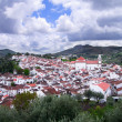 Overview of Historic Castelo de Vide — Stock Photo