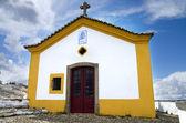 Cappella di Nossa senhora da pena — Foto Stock