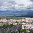 Overview of Castelo de Vide — Stock Photo