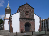Cathedral of Funchal, Madeira — Stockfoto