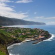 Ponta Delgada town, Madeira — Stock Photo #44941265