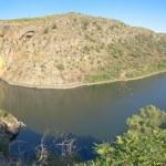 Miranda do Douro dam and lake — Stock Photo #50268651