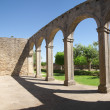 Cloister arches — Stock Photo #50268661