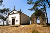 Chapel - Our Lady of Bonanca, Esposende — Stock Photo