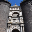 Castle Nuovo, Naples — Stockfoto #13175302