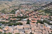 San Marino funicular — Stock Photo