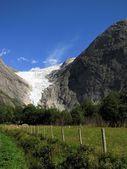 Glacier in Norway — Foto Stock