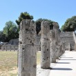 Stock Photo: Pompeii ruins, Italy