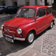 Stock Photo: Zastava, old retro car