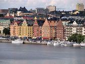 Stockholm — Stock fotografie
