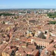 Stock Photo: Panoramic view of Bologna, Italy