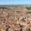 Panoramic view of Bologna, Italy — Stock Photo