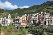 Manarola in Cinque Terre, Italy — Stock Photo