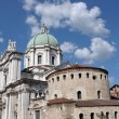 Cathedral of Brescia, Italy — Stock Photo #22979736