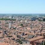 Panoramic view of Brescia, Italy — Stock Photo #22979778