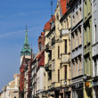 Torun Old Town, Poland — Stock Photo