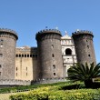 Castle Nuovo, Naples — Stock Photo
