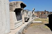 Pompeii ruins, Italy — Stock Photo