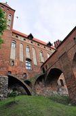 Kwidzyn castle, Poland — Stok fotoğraf