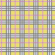 Stock Photo: Vector illustration of plaid (tartan) seamless pattern