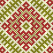 Stock Photo: Ethnic slavic seamless pattern24