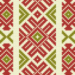 Ethnic slavic seamless pattern26 — Foto Stock
