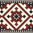 Ethnic slavic seamless pattern — Stock Photo