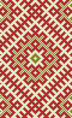 Ethnic slavic seamless pattern23 — Stock Photo