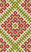 Ethnic slavic seamless pattern24 — Stock Photo
