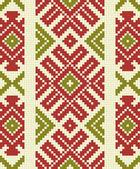 Ethnic slavic seamless pattern26 — Stock Photo
