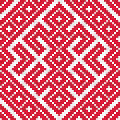 Ethnic slavic seamless pattern3 — Stock Photo