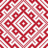 Ethnic slavic seamless pattern5 — Foto Stock