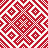 Ethnic slavic seamless pattern7 — Stock Photo