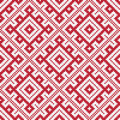 Ethnic slavic seamless pattern6 — Stock Photo