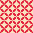 图库照片: Abstract geometric seamless pattern, vector illustration