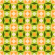 Abstract geometric seamless pattern, vector illustration — Stockfoto