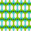 Abstract geometric seamless pattern, vector illustration — Stock Photo #27633135