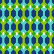 Abstract geometric seamless pattern, vector illustration — Stockfoto #27633137
