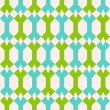 Abstract geometric seamless pattern, vector illustration — Stock Photo #27633139