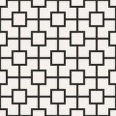 抽象的几何无缝图案 — 图库矢量图片