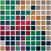 Colorful geometric mosaic pattern — Stock Vector