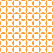 Abstract geometric seamless pattern — Stock Vector