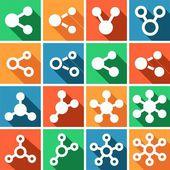 Share sign, social media, social network, send, sharing — Stock Vector