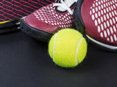 Tennis Basics — Stockfoto