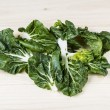 Chinese Choy Vegetable - Stock Photo