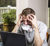 Things at Work not going well — Stock Photo