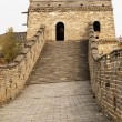 Building Tower on Great Way in Mutianyu — Stock Photo #15122895