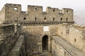 Small Doorway in Great Wall — Stock Photo