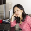 Personal Income Tax Tired — Stock Photo